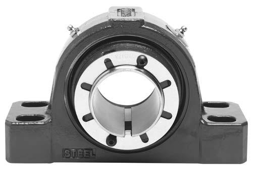 UNIFIED SAF Mono Blocks and Dodge -HD Dodge -HD mounted bearings feature proven Dodge Imperial bearing insert technology deployed in steel housings designed specifically for harsh applications that