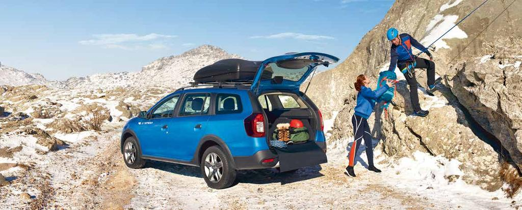 New Dacia Logan MCV Stepway Extended Warranty and Service Plans EXTENDED WARRANTY 4 yrs / 60,000 miles* 250.00 4 yrs / 80,000 miles* 295.00 5 yrs / 60,000 miles 395.00 7 yrs / 100,000 miles 850.