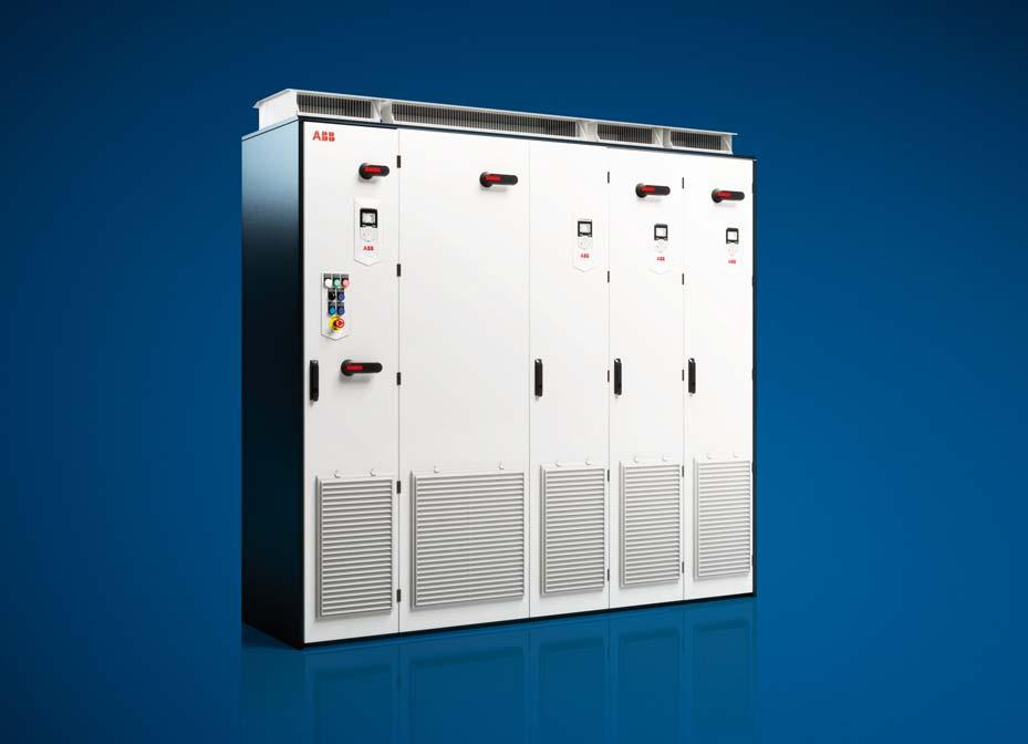 Low voltage AC drives ABB industrial