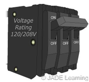 Question 28: 240.85 Applications of Circuit Breakers. Question ID#: 10487.