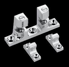 Screw on top and bottom provide adjustable tension. Strike may enter from side or front. Packing: As shown below. Sold In: Both broken and full box quantities.