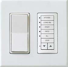 .. All DecoFlex WireFree RTS switches can be adapted to suit your needs.