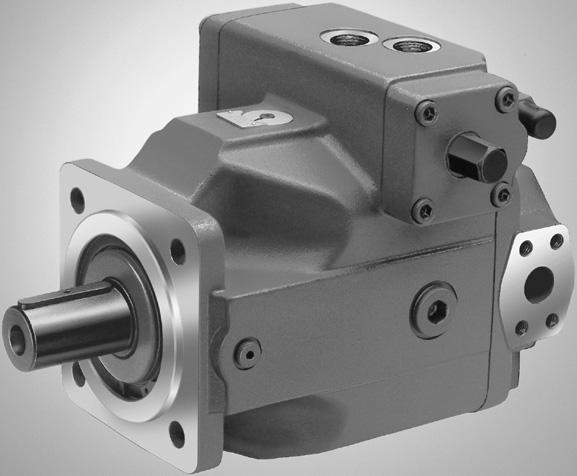 Axial piston variable pump (A)A4VSO RA 92050-A/06.09 1/64 Replaces: 09.97 Data sheet Series 10, 11 and 30 Size 40.