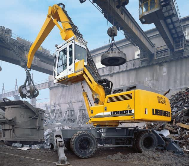 Technical Description Hydraulic Excavator A 9 B litronic` Machine for