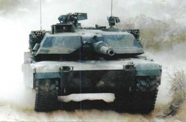 LIGHT TANKS AND MAIN BATTLE TANKS DEVELOPMENT After trials of XM1 prototypes built by Chrysler (now General Dynamics Land Systems) and General Motors, the tank was further developed and eventually