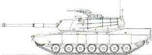 The first production Ml was completed in 1980 and production was undertaken at the Lima Army Tank Plant, Ohio and at the Detroit Arsenal Tank Plant, Sarren, Michigan, but production is now
