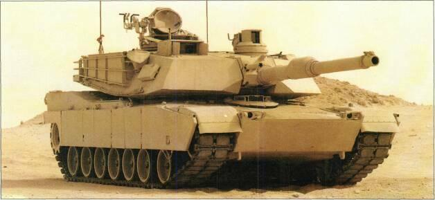General Dynamics, Land Systems, M1/M1A1/M1A2 Abrams MET (USA) M1A2, has 120mm gun, new armour, Commanders Independent Thermal Viewer (CITV) and land navigation system.