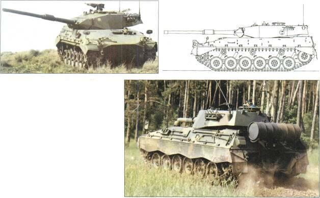 LIGHT TANKS AND MAIN BATTLE TANKS Above: TAM Above right: TAM Right: TH301 STATUS Production completed in Argentina.
