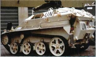 TRACKED APCs /WEAPONS CARRIERS