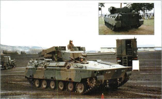 TRACKED APCs /WEAPONS CARRIERS Main picture: Type 89
