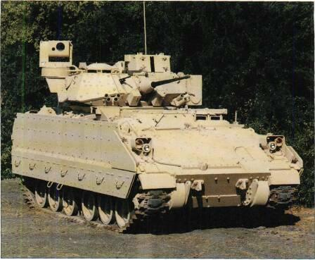 TRACKED APCs /WEAPONS CARRIERS armour to their turrets and hulls for increased battlefield survivability.