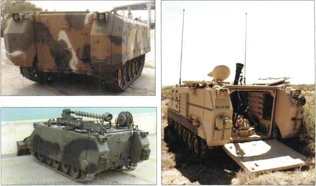 United Defense M113A2 APC (USA) M113A3 APC with add on armour Ml 13