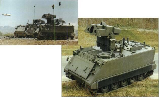 TRACKED APCs /WEAPONS CARRIERS STATUS Production complete.