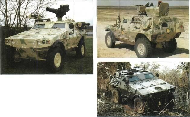 4x4 VEHICLES Portugal, Qatar, Rwanda and Togo.