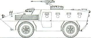7mm MG Below: Type 6614