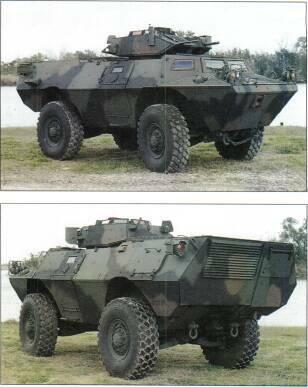 4x4 VEHICLES VARIANTS The are no variants of the ASV 150 so far but in the future it is expected that the vehicle