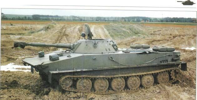 LIGHT TANKS AND MAIN BATTLE TANKS MANUFACTURER