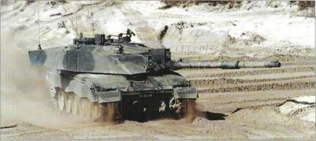 LIGHT TANKS AND MAIN BATTLE TANKS DEVELOPMENT The Challenger 2 was originally developed as a private venture by Vickers Defence Systems and was selected by the British Army in 1991 to meet its