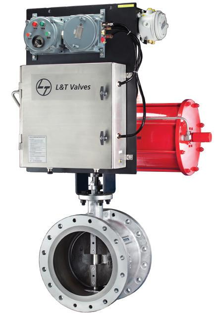 With this versatile valve at its core, L&T Valves offers Remote-operated Shut-off Valves (ROSOV) that leverages in-house