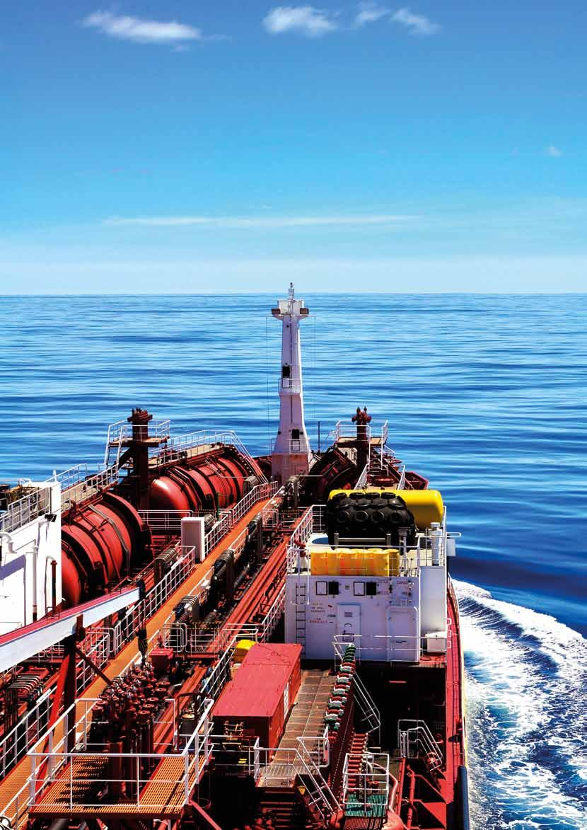 Shell Marine Products LUBRICANTS FOR