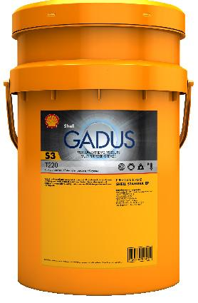 GREASE SHELL GREASE Shell Gadus S3 T220 2 Previous name: Shell Stamina EP 2 Ultimate performance extreme pressure di-urea grease Shell Gadus S3 T220 2 is a high technology grease designed to give