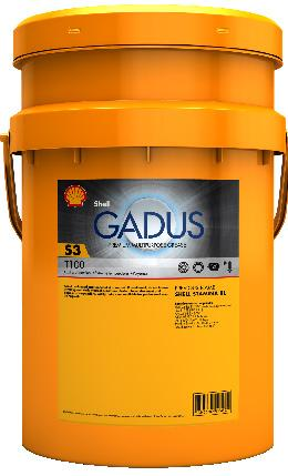 GREASE SHELL GREASE Shell Gadus S3 T100 2 Previous name: Shell Stamina RL 2 Premium quality industrial bearing greases NLGI 2 Shell Gadus S3 T100 2 is a high technology grease designed to give