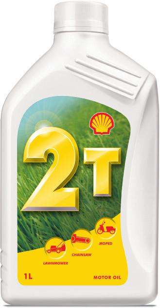 FARM EQUIPMENT OILS SHELL FARM EQUIPMENT OILS Shell 2T General purpose two stroke oil Shell Super Two Stroke Oil is a guaranteed quality oil specifically blended for all two-stroke gasoline engines