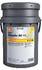 INDUSTRIAL OILS SHELL SYNTHETIC INDUSTRIAL GEAR OIL Shell Omala S4 WE Shell Omala S4 WE oils are advanced synthetic heavy duty industrial gear oils formulated using specially selected polyalkylene