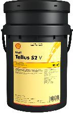INDUSTRIAL OILS SHELL HYDRAULIC OIL Shell Tellus S2 V Shell Tellus S2 V fluids are high performance hydraulic fluids that use Shell s unique patented technology with excellent viscosity control under