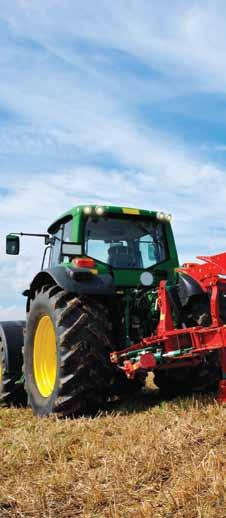 44 Applications Case Study Summary Industry Application Agricultural machinery Rear Axle hub Seal Unitised sealing arrangement Pioneer Weston were approached by a leading tractor manufacturer,