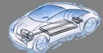 Siemens technology for vehicles with a clear focus on the electric powertrain Conventional ICE 1)