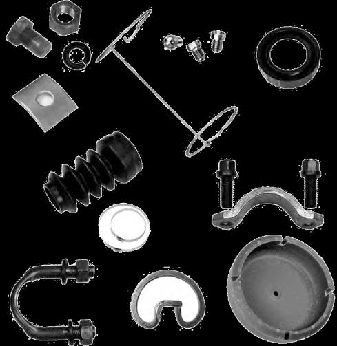 Driveline Components Catalog Small