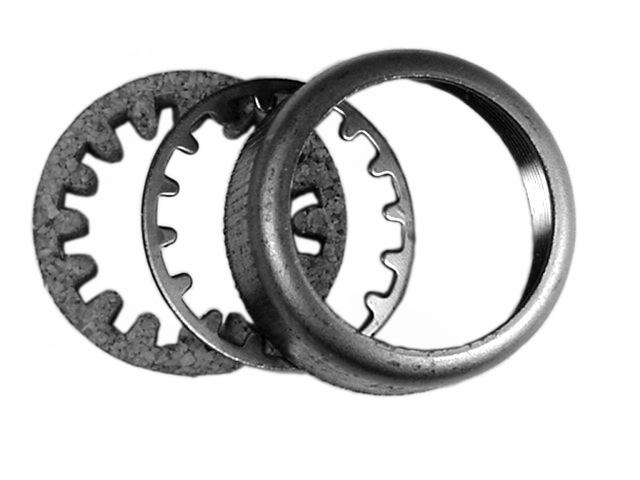 Small Parts J300P-9 Dust Cap Assemblies Series Dust Cap I.D. @ Washer Seal Type Dust Part Th'd End Part O.D./I.D. or Part Number O.D./I.D. or R=Round Cap Number R=Round Number O.D. of Spline O.D. of Spline S=Splined Assy S=Splined & # Teeth R=Rubber C=Cork & # Teeth 1000 2-14-139 1.