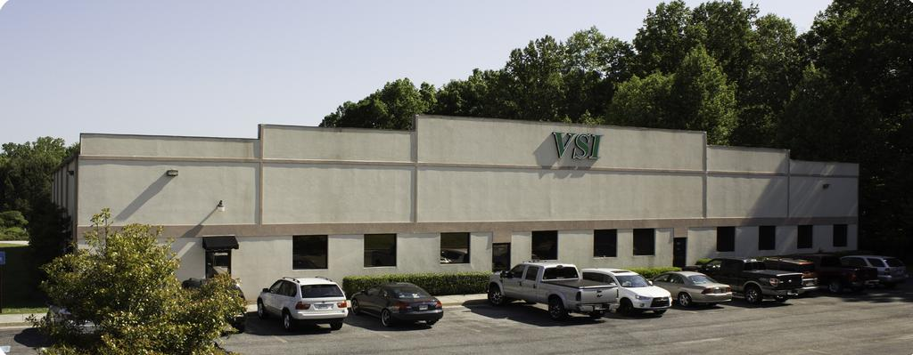 VSI Limited Product Warranty This limited warranty applies in the United States to products manufactured by VSI, LLC.