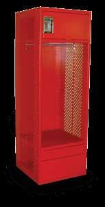 Athletic Series Lockers Athletic Series Lockers are constructed to withstand the use and abuse of a sports