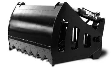 lift capacity [mm] 1000 1200 1400 1600 1100x1540 Length with tines: in work. pos.