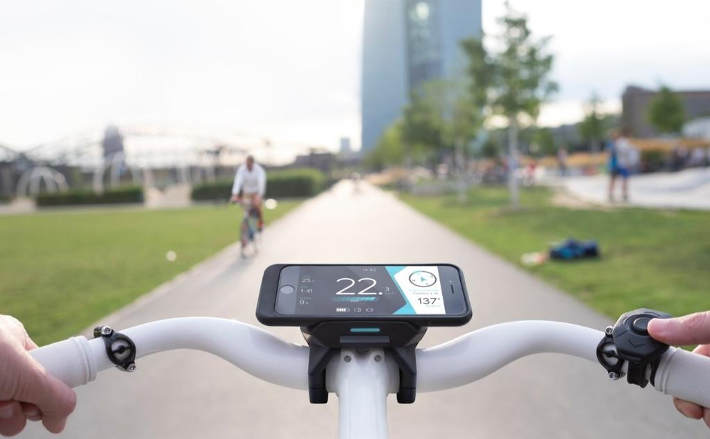 Press photo 1: Bosch ebike Systems is expanding its portfolio in the area of connected products and services with
