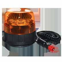 Pos. 3 3 various mounting options Colour: amber Working temperature: