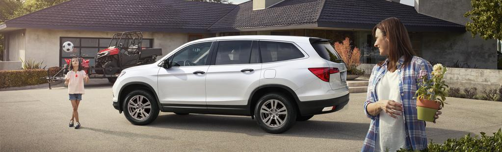 Families seeking a spacious three-row family hauler with advanced technology, a sleek design, and an advanced lineup of safety features might find what they re looking for with the 2017 Honda Pilot.