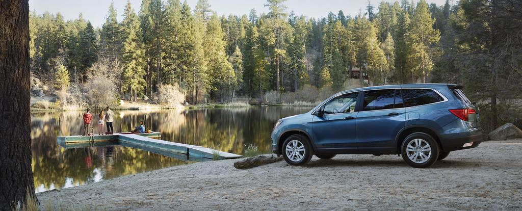Safety and Peace of Mind Safety should be a top priority whenever you re considering a new family SUV.