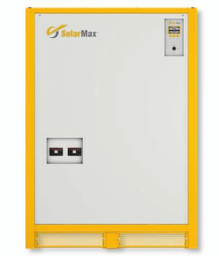 The inverters achieve maximum energy yields and feature the greatest flexibility while keeping system costs to a minimum.