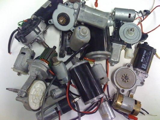 Chapter 7: DC Motors and Transmissions Electric motors are one of the most common types of actuators found in robotics.