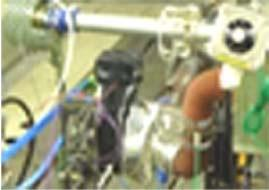 In addition, an endurance evaluation of two-stage electric turbocharging system was conducted as a system on the engine.