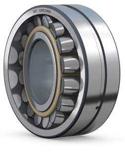 Bearings for specific applications SKF spherical roller bearings for vibratory applications SKF offers spherical roller bearings specifically designed to