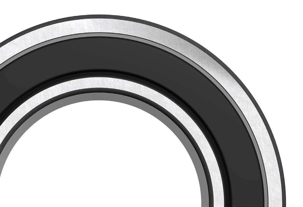 Sealed bearings for superior protection against contaminants Less maintenance, longer life Sealed SKF Explorer spherical roller bearings can significantly increase bearing service life in