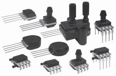 Board Mount Pressure Sensors Line Guide The pressure is on. The answer is here. No matter the need, Honeywell Sensing and Control (S&C) has the microstructure, pressure sensor solution.