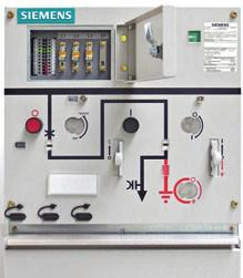 Components Transformer monitor system, time-fuse-link protection system Transformer monitor IKI-30 (make Kries) Protection of distribution transformers with ratings that cannot or should not be