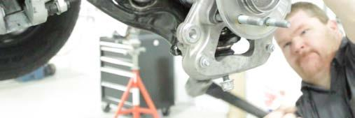 Remove the sway bar links from the