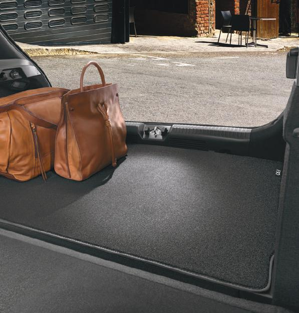 However extreme the weather, however extreme your adventure, these durable and easy-to-clean floor mats form a protective