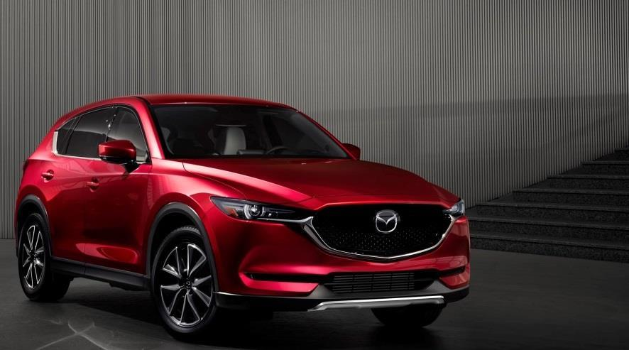 EUROPE Sales were 132,000 units, down 2% year on year (000) 150 134 (2)% 132 100 50 123 119 (3)% New CX-5 First Half Sales Volume Europe (excl.